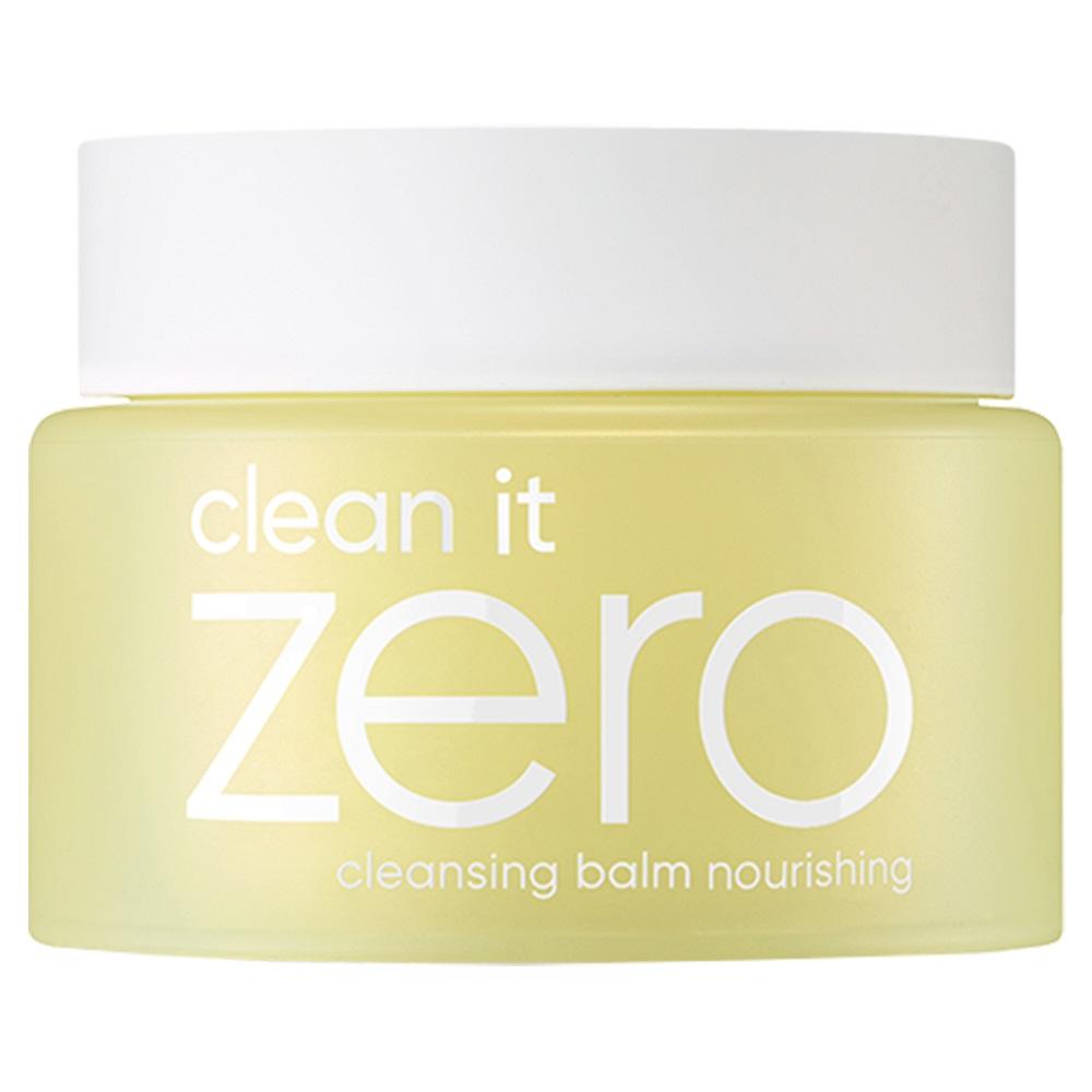 Balsam de curatare 3 in 1 pentru fata Nourishing Clean it Zero, 100 ml, Banila Co