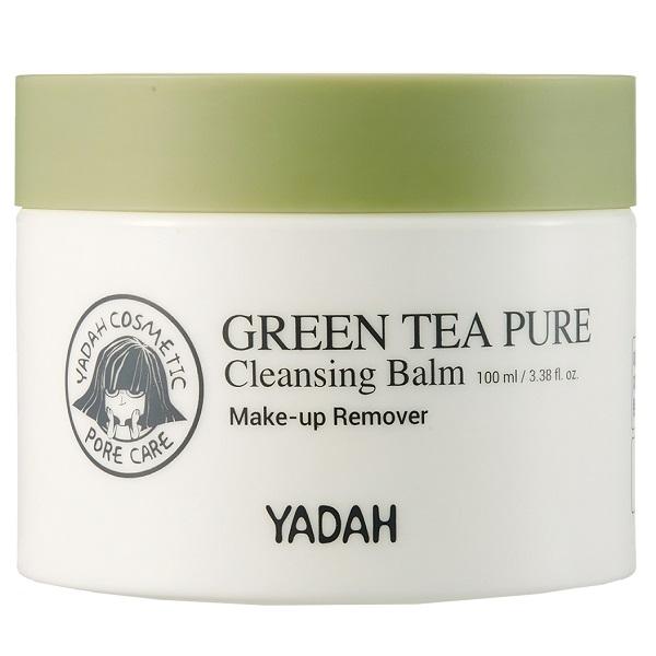 Balsam de curatare pentru ten sensibil Green Tea, 100 ml, Yadah