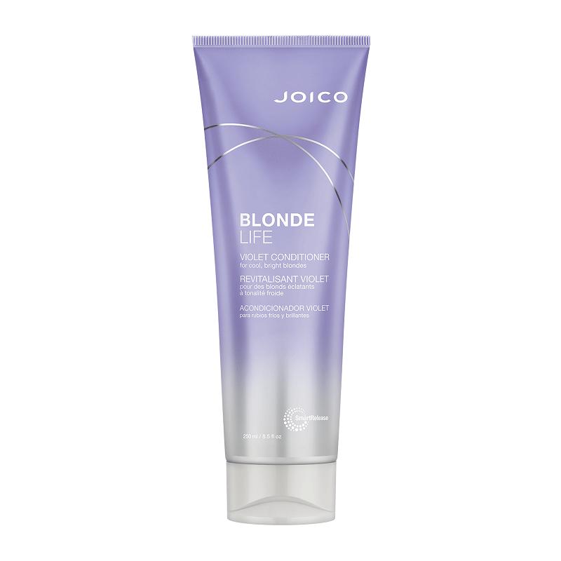 Balsam pentru păr vopsit Blonde Life Violet, 250ml, Joico