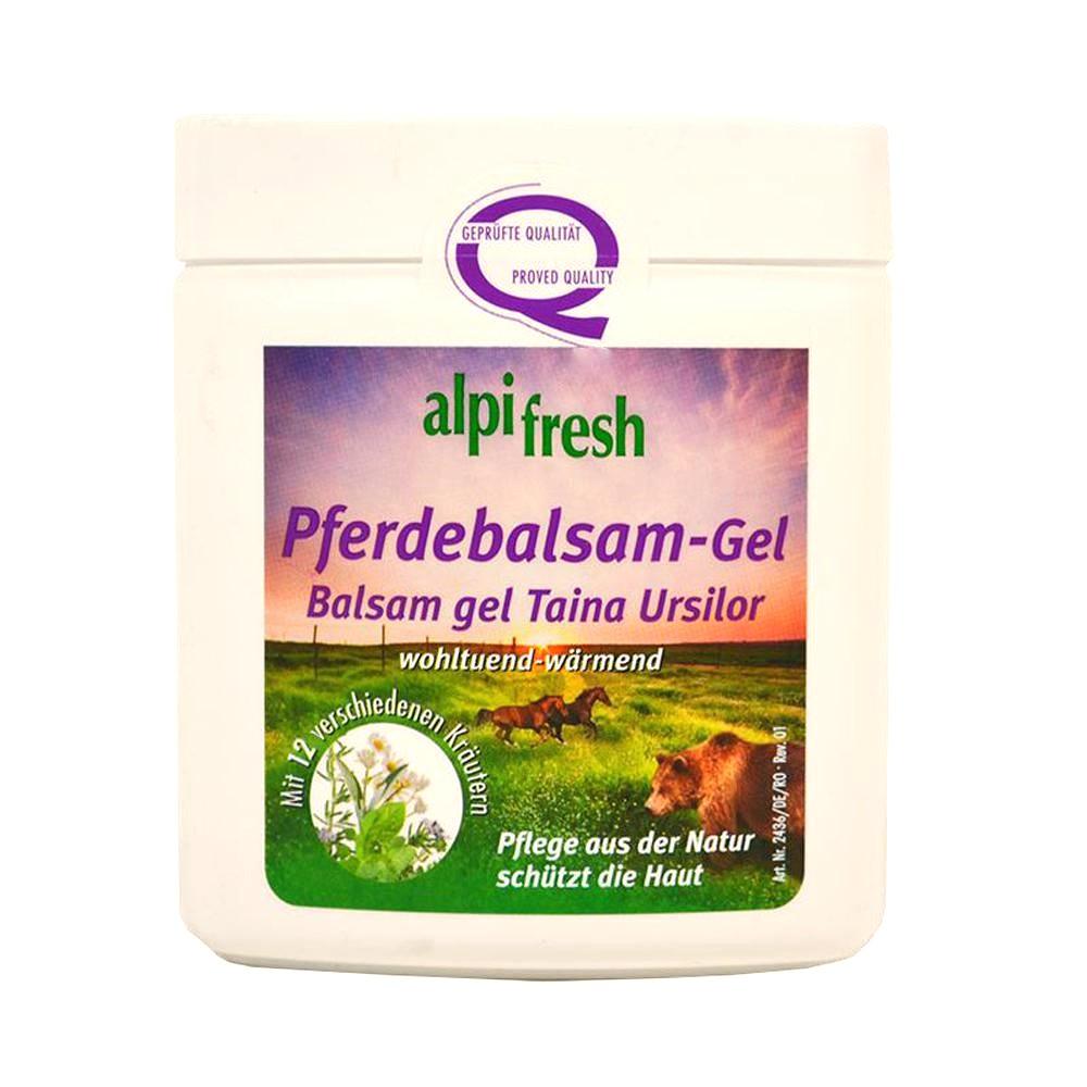 Balsam gel, Taina Urșilor, Alpifresh, 250 ml, Lenhart Kosmetik