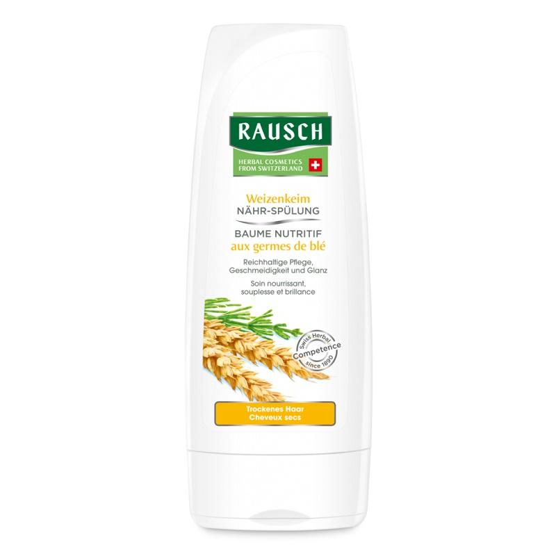 Balsam nutritiv cu germeni de grau, 200 ml, Rausch