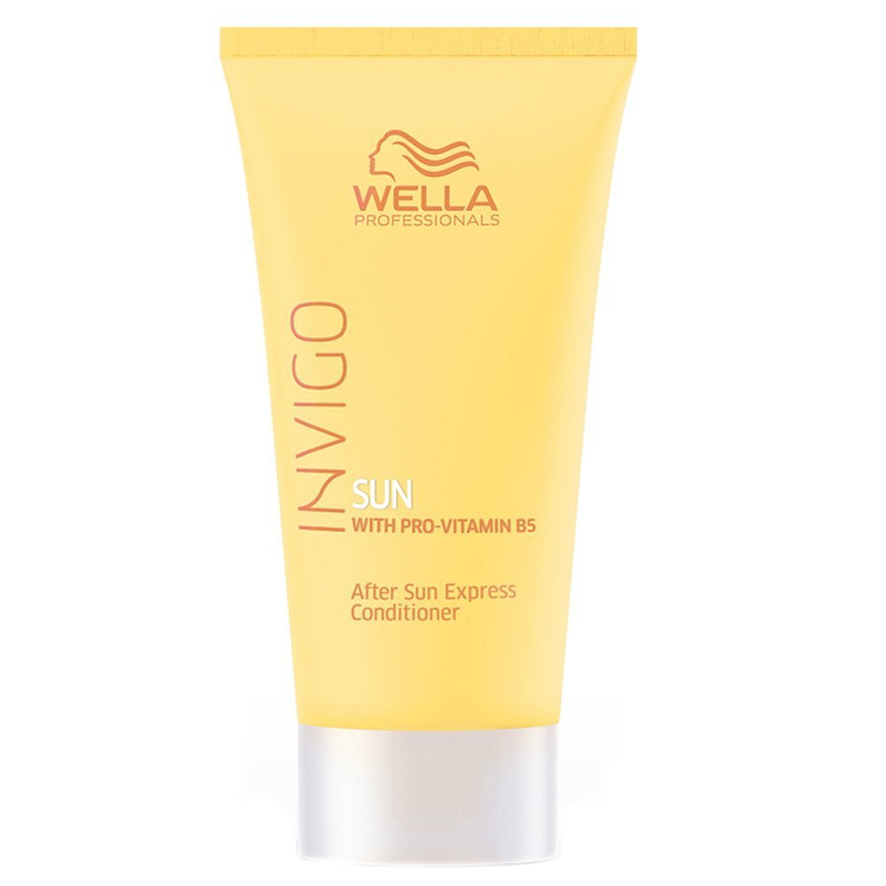 Balsam pentru reparare Invigo Sun, 30 ml, Wella Professionals