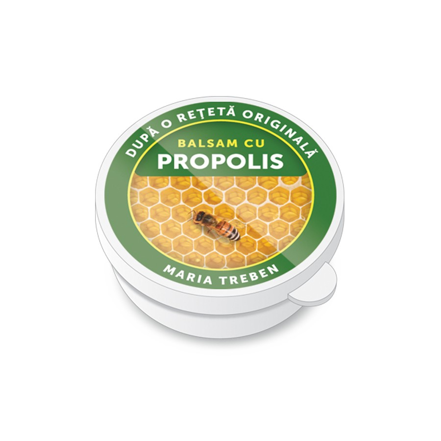 Balsam cu propolis, 30 ml, Transvital
