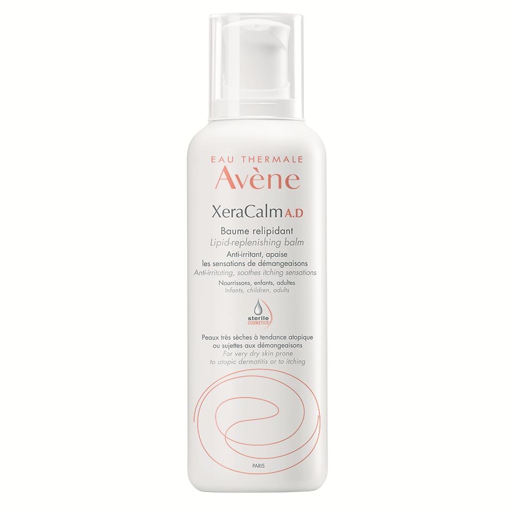 Balsam relipidant pentru pielea uscata predispusa la dermatita atopica sau prurit XeraCalm A.D., 400 ml, Avene