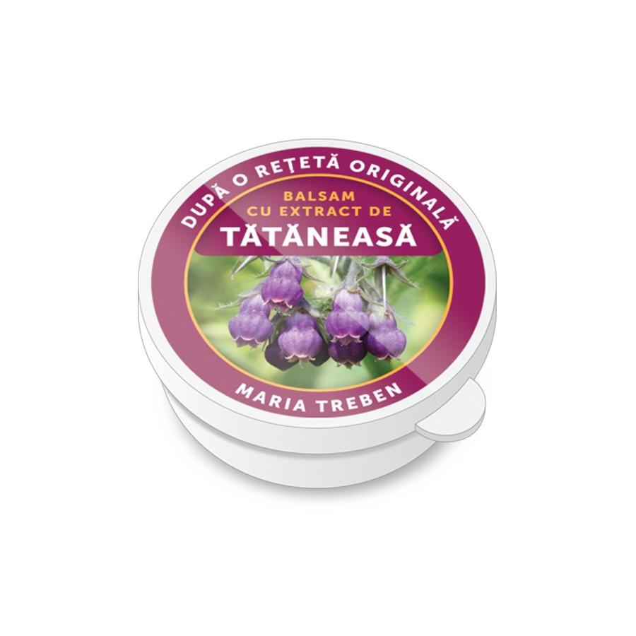 Balsam cu extract de tătăneasă, 30 ml, Transvital