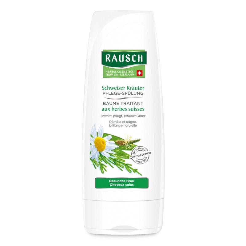 Balsam tratament cu ierburi elvetiene, 200 ml, Rausch