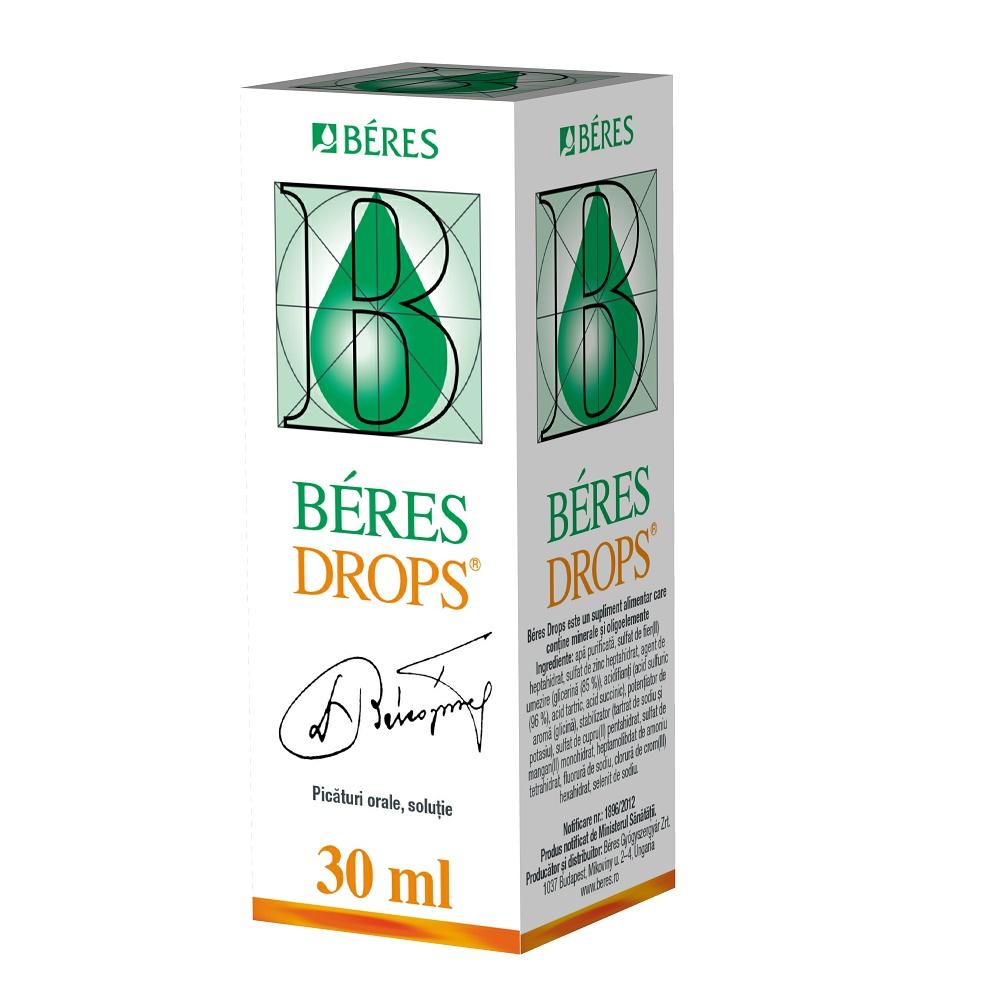 Beres drops, 30 ml, Beres Pharmaceuticals Co