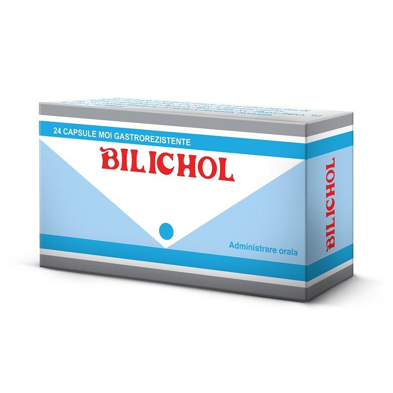 Bilichol, 24 capsule, Pharco