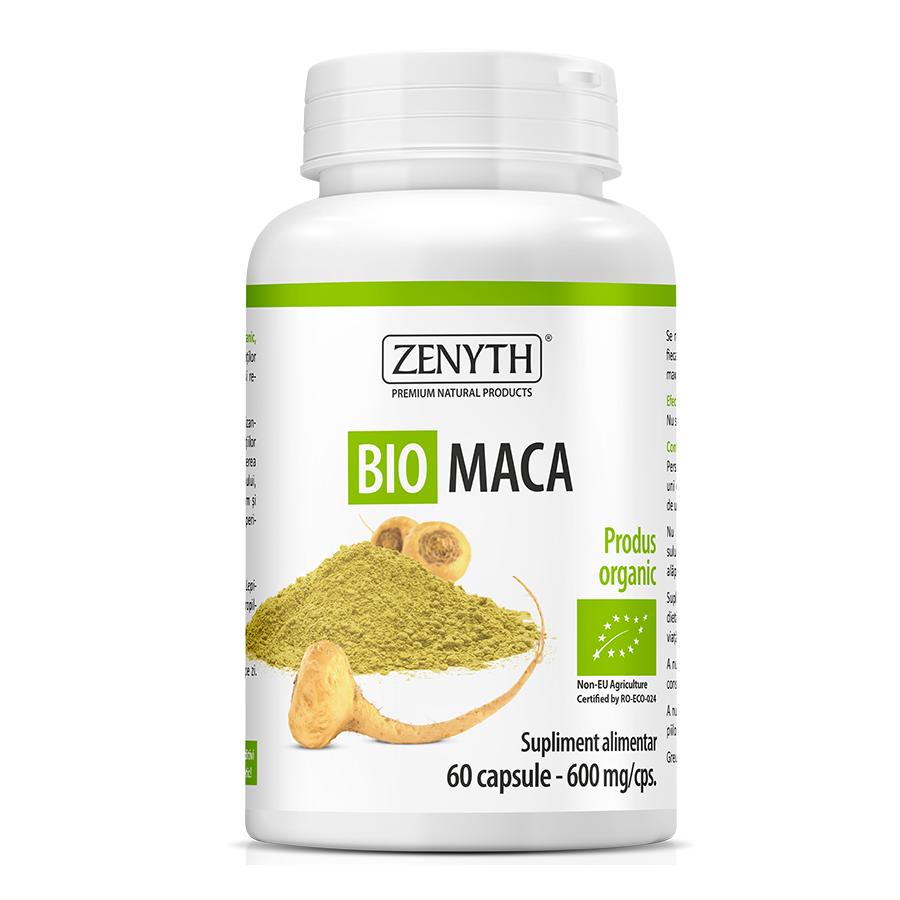 Bio Maca, 60 cps , Zenyth