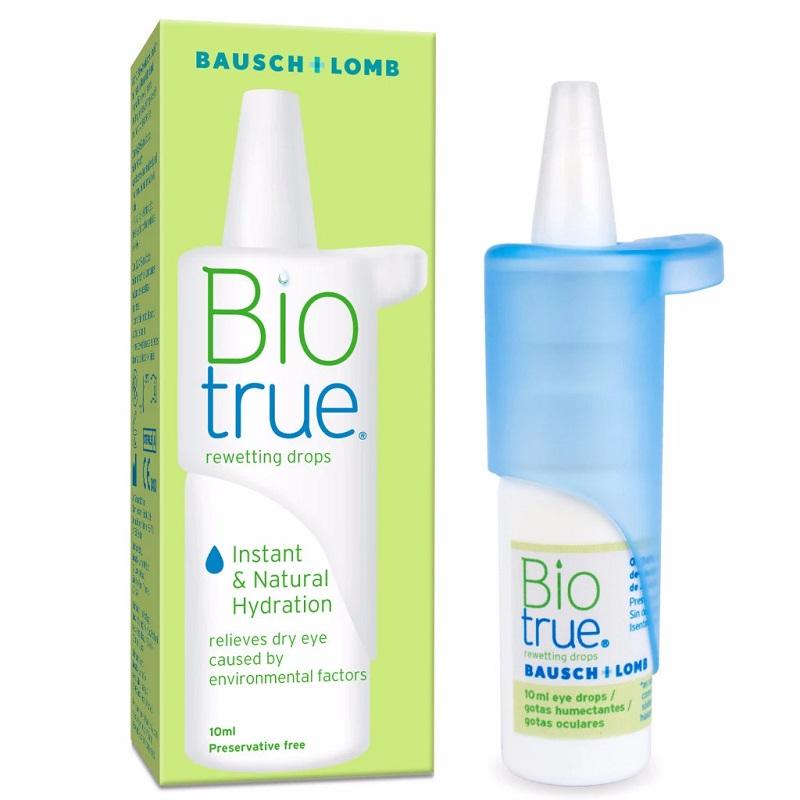 Picături oculare Biotrue MDO, 10 ml, Bausch + Lomb