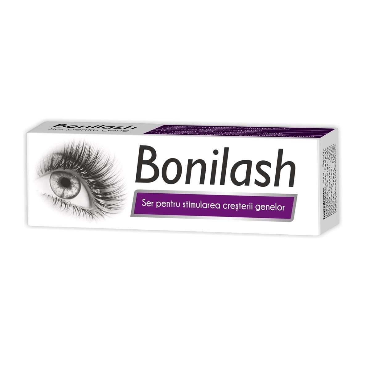 Ser pentru stimularea creșterii genelor Bonilash, 3 ml, Zdrovit