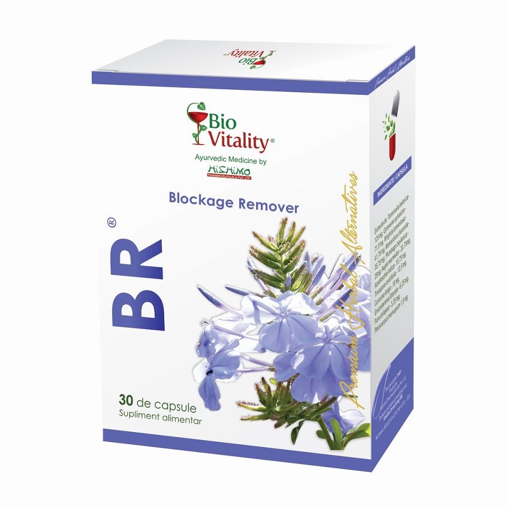 BR, supliment alimentar , 30 capsule, Bio Vitality