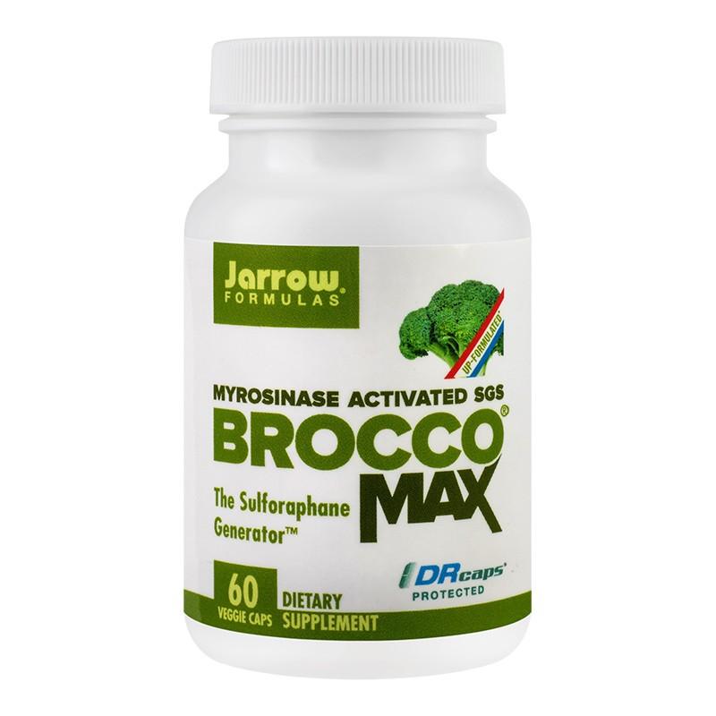 Broccomax 385 mg Jarrow Formulas, 60 capsule, Secom