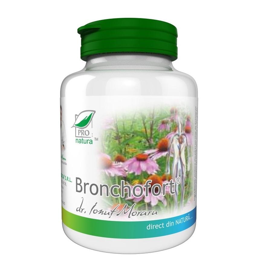 BronchoFort, 150 capsule, Pro Natura