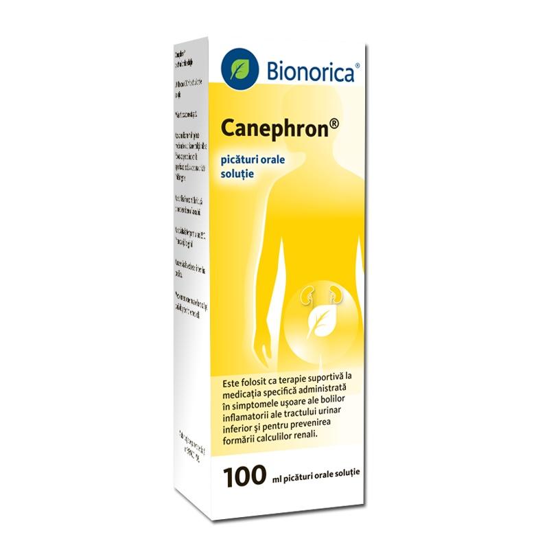 Canephron Solutie, 100 ml, Bionorica