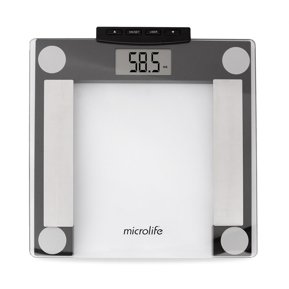 Cântar digital de baie, Diagnostic Scale, WS 80, Microlife
