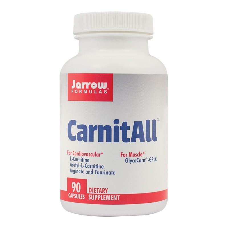 Carnitall 600  Jarrow Formulas, 90 capsule, Secom