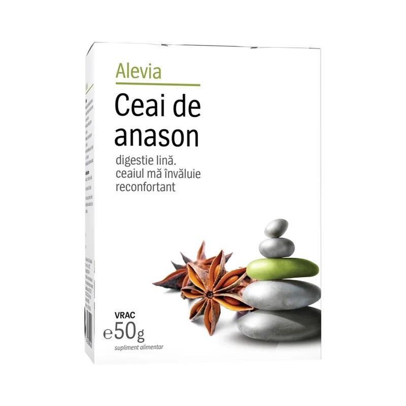 Ceai de anason, 50 g, Alevia