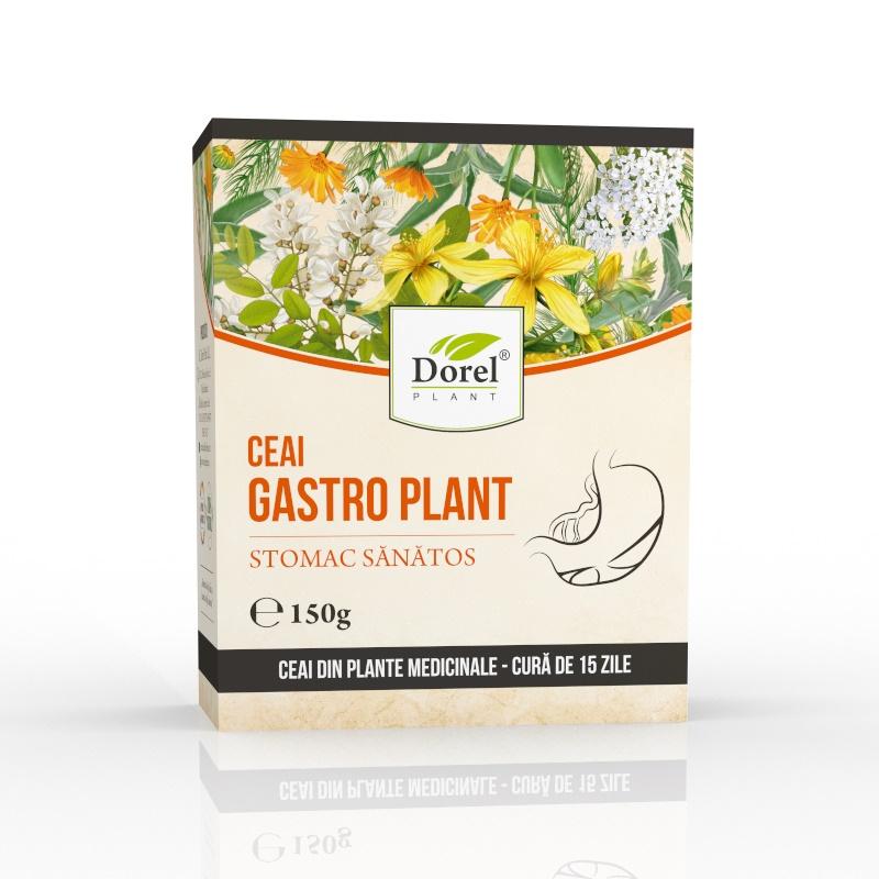 Ceai Gastro-Plant stomac sanatos, 150 g, Dorel Plant