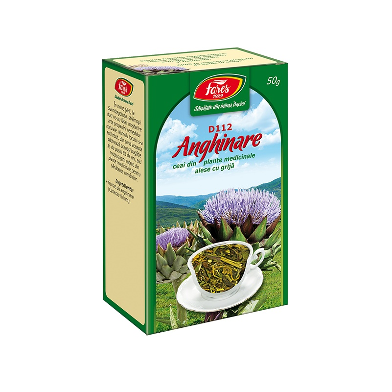ceaiul de anghinare slabeste