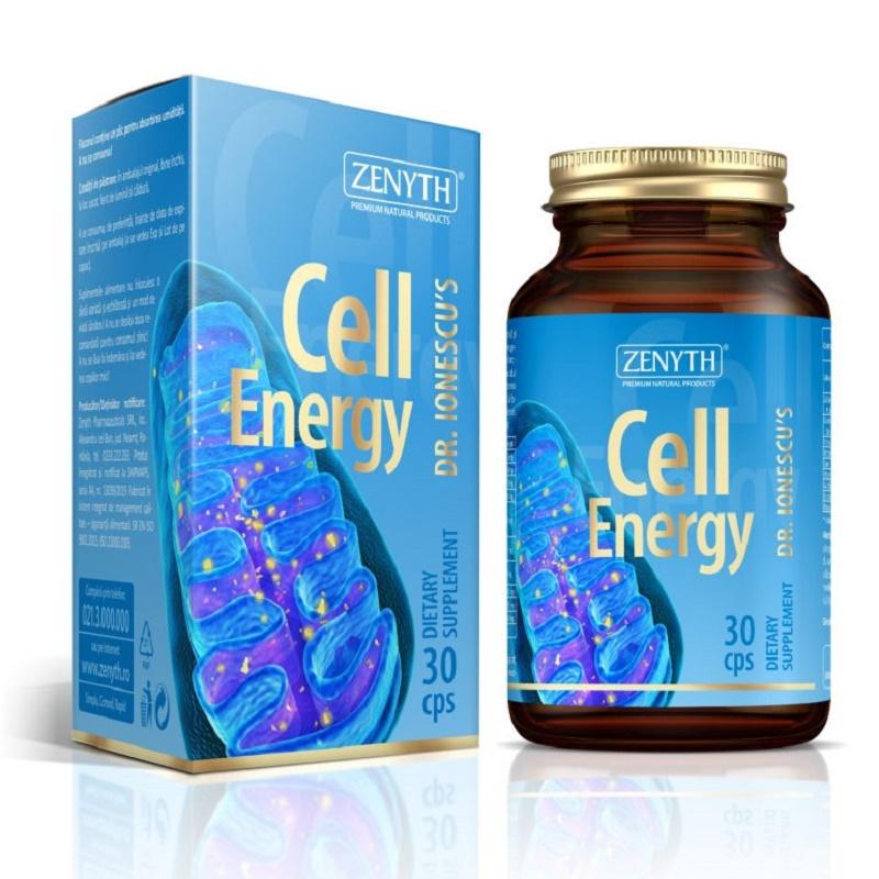 Cell Energy, 30 capsule, Zenyth
