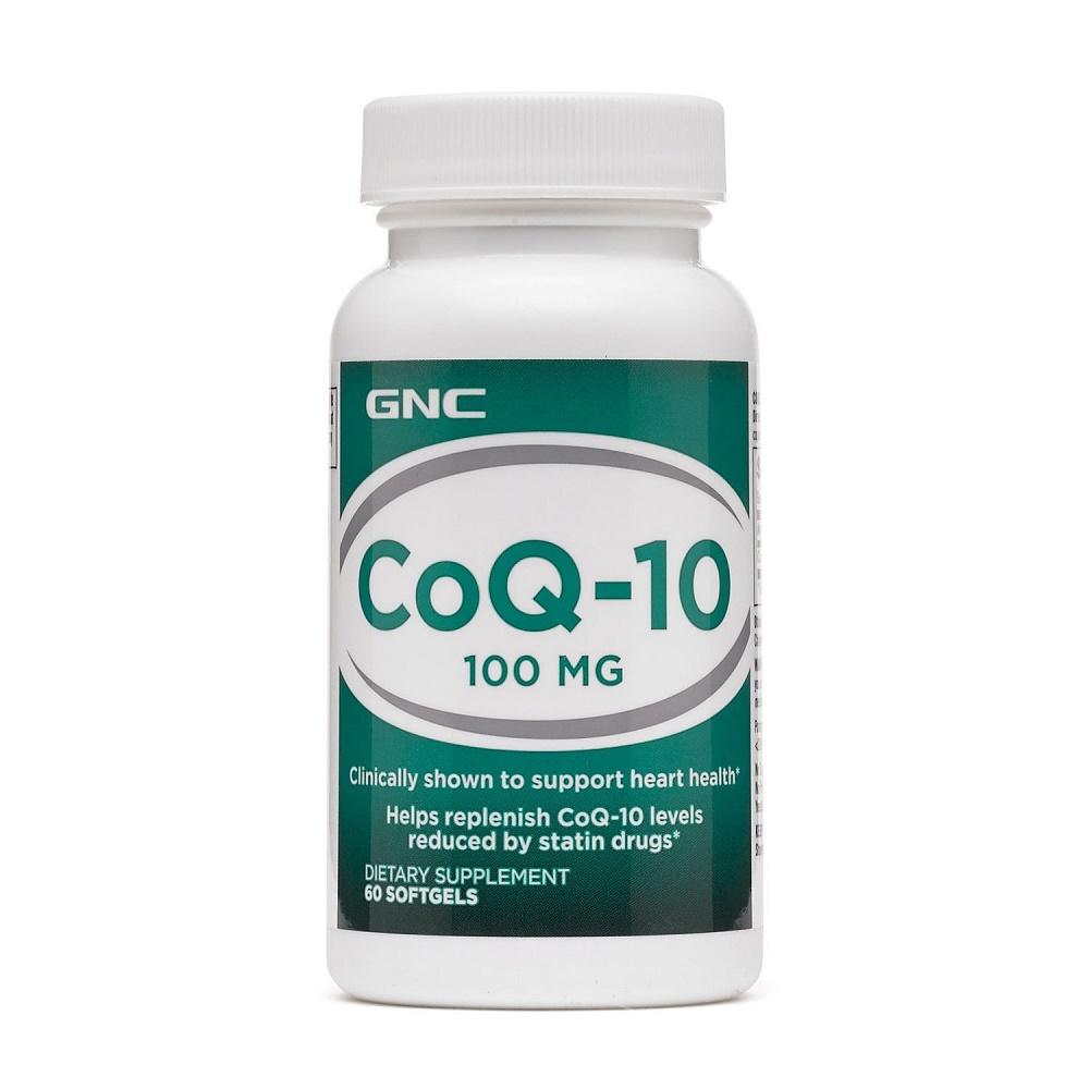 Coenzima Q10 100 mg (731767), 30 capsule, GNC