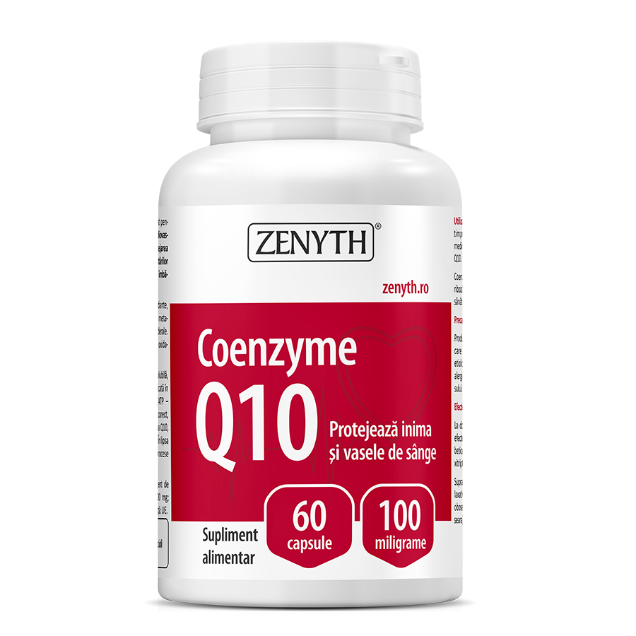 Coenzima Q10 - elixirul tineretii - Dietă & Fitness > Dieta - pensiunea-hanna.ro