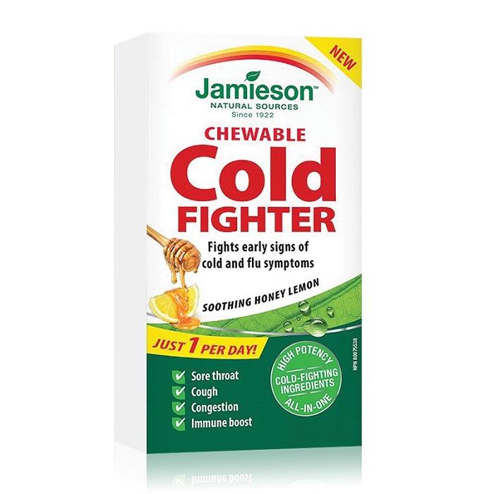 Cold Fighter, 30 tablete masticabile, Jamieson