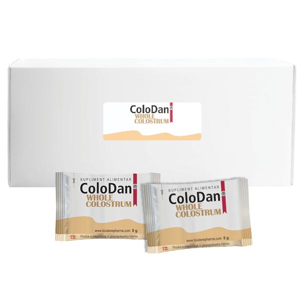 ColoDan, 12 plicuri x 5 g, Biodane Pharma