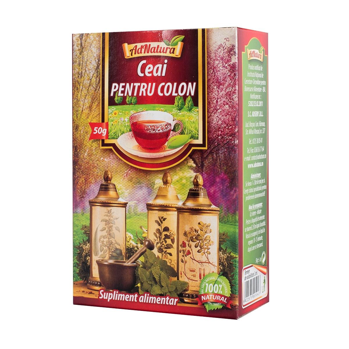 ceai pentru intestin iritabil