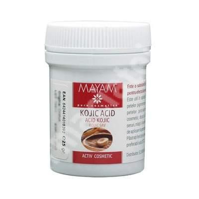 Acid Kojic (M - 1376), 25 gr, Mayam