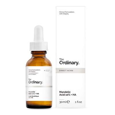 Acid Mandelic 10% + Acid Hialuronic The Ordinary, 30 ml, Deciem