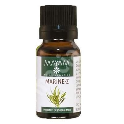 Activ purifiant seboregulator Marine-Z (M - 1280), 10 ml, Mayam