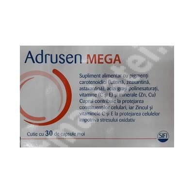 Adrusen Mega, 30 capsule, Sifi