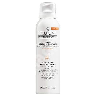 After-sun spuma hidratanta (K26222), 200 ml, Collistar