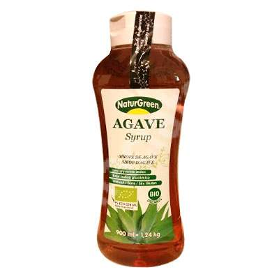 Agave Bio Sirop, 900 ml, Naturgreen