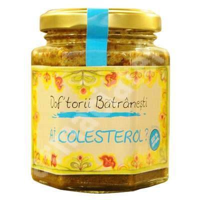 Ai colesterol Doftorii Bătrânești, 200 g, Prisaca Transilvania