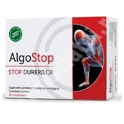 AlgoStop, 18 comprimate, EsVida Pharma