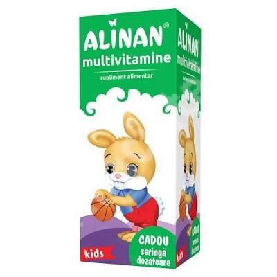 Alinan Multivitamine Kids Sirop - 150 ml
