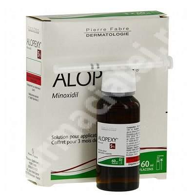Alopexy 5%, 60 ml, Pierre Fabre