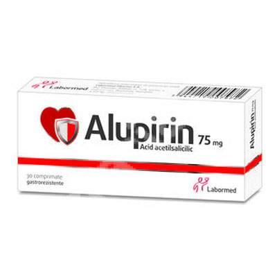 Alupirin, 30 comprimate, Labormed
