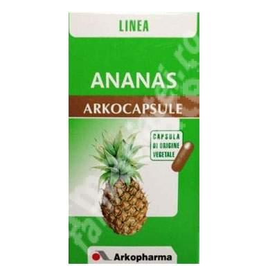 Ananas, 45 capsule, Arkopharma