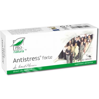 Antistress Forte, 30 capsule, Pro Natura