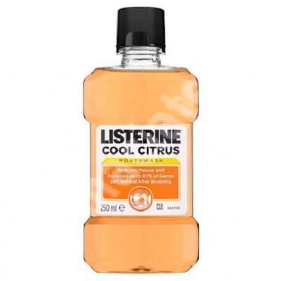 Apă de gură Cool Citrus, 250ml, Listerine