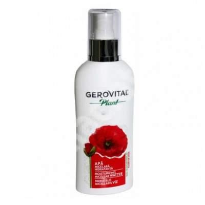 Apa micelara hidratanta Gerovital Plant, 150 ml, Farmec
