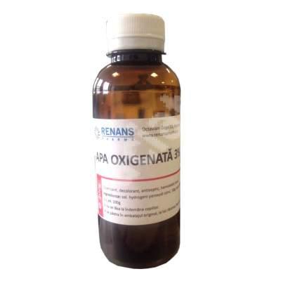 Apa oxigenata 3% ,200 g, Renans Pharma