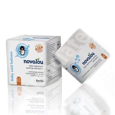Balsam calmant pentru copii +6 luni Novalou, 50 ml, Rontis