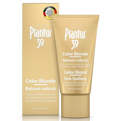 Balsam colorant Plantur 39 Color Blonde, 150 ml, Dr. Kurt Wolff