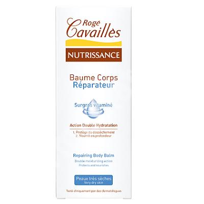 Balsam de corp reparator pentru piele foarte uscata Nutrissance, 200 ml, Roge Cavailles