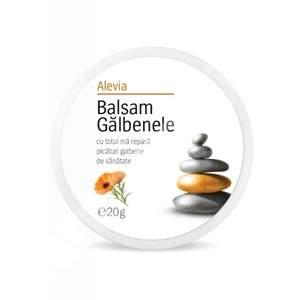 Balsam Galbenele, 20 g, Alevia